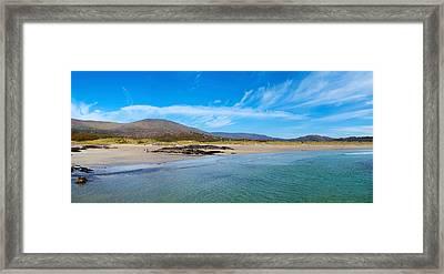 Derrynane Beach, Caherdaniel, Iveragh Framed Print by Panoramic Images