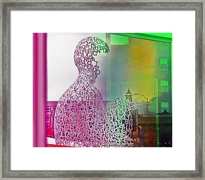 Des Moines  Framed Print by Jon Baldwin  Art
