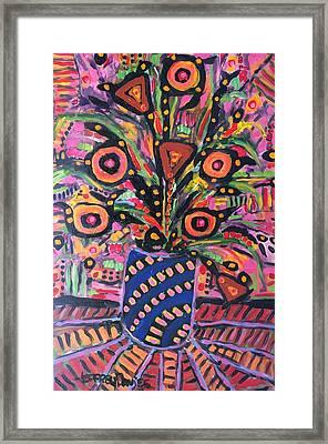 Desatado # 30--img 0240 Framed Print