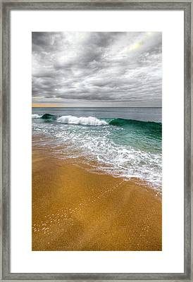 Desaturation Framed Print