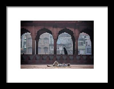 Deli Framed Prints