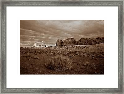 Desert 2 Framed Print