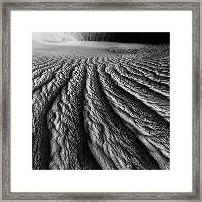 Desert Dreaming 2 Of 3 Framed Print by Julian Cook