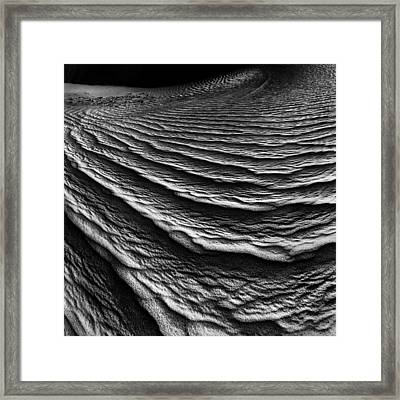 Desert Dreaming 3 Of 3 Framed Print by Julian Cook