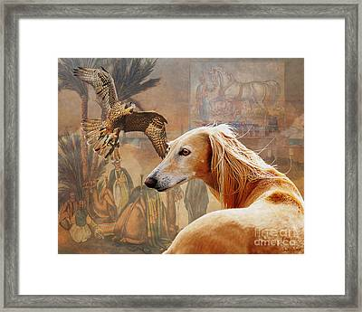 Desert Heritage Framed Print by Judy Wood