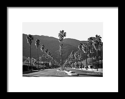 Aerial Tramway Framed Prints