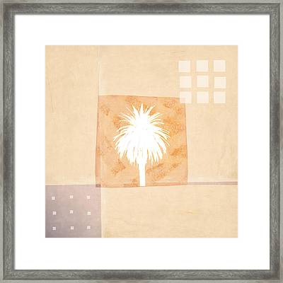 Desert Windows Framed Print by Carol Leigh