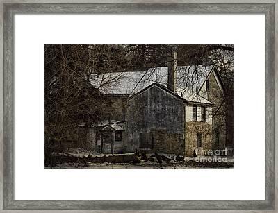 Deserted 2 Framed Print by Judy Wolinsky