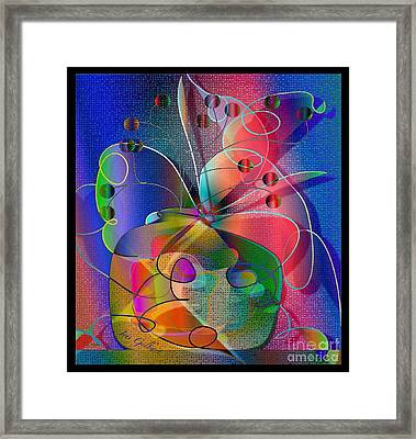 Design #29 Framed Print