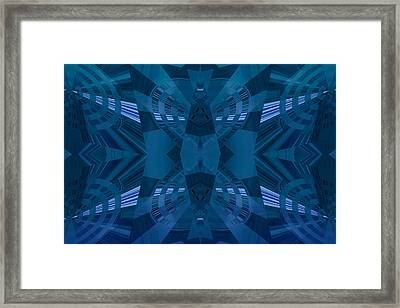 Design Spin 71 Framed Print by Joe Connors