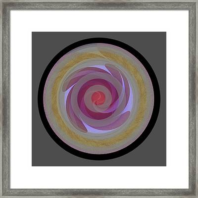 Design Square 68 Framed Print by Joe Connors