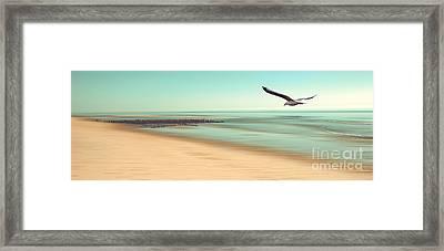 Desire - Light Framed Print by Hannes Cmarits
