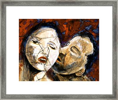 Desire - Study No. 1 Framed Print
