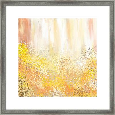 Desirous Framed Print by Lourry Legarde