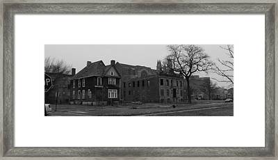 Desolation Row Framed Print