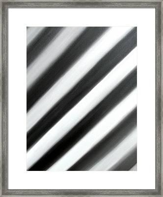 Desperation Framed Print by Sven Fischer
