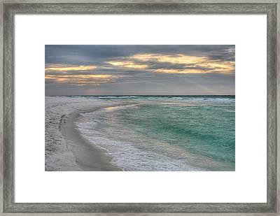 Destin And The Emerald Coast Framed Print