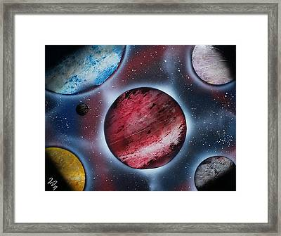 Destined Framed Print by Troy Woolley