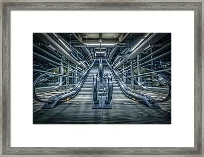 Destiny Framed Print by Everet Regal