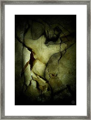 Destroying A Beautiful Memory Framed Print by Gun Legler