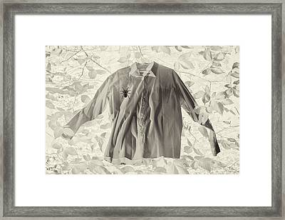 Detour Framed Print by Jeff  Gettis
