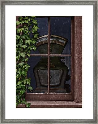 Detroit Scale Framed Print by Jack Zulli