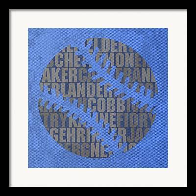 Verlander Framed Prints