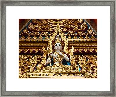 Deva Framed Print