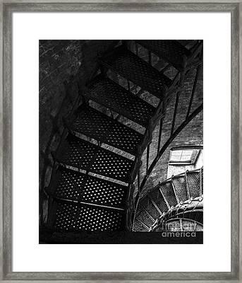 Deviant Framed Print by Amanda Sinco