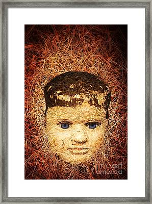 Devil Child Framed Print