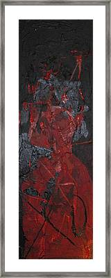 Devil's Advocate Framed Print by Lawrence  Dugan