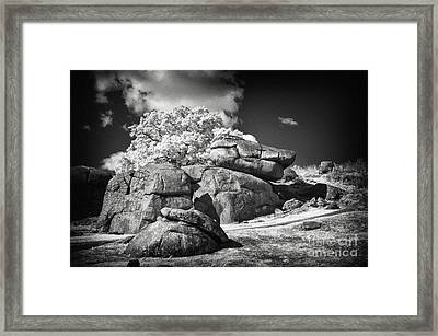 Devils Den - Gettysburg Framed Print by Paul W Faust -  Impressions of Light