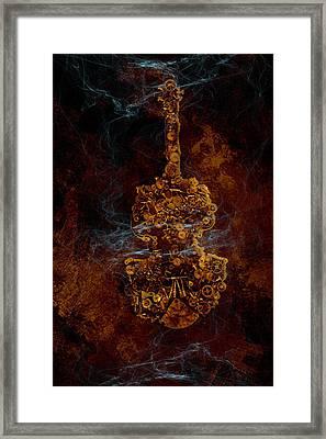 Devils Fiddle Framed Print
