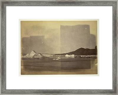 Devil's Thumb Framed Print by British Library
