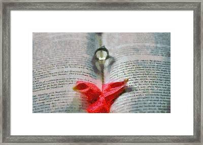 Devotion Framed Print by Dan Sproul