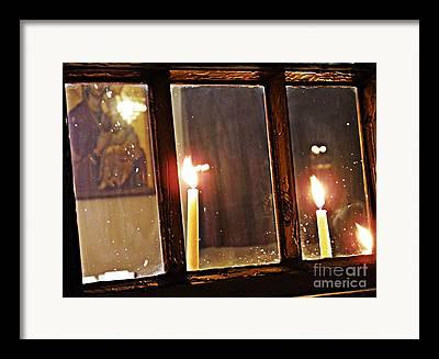 St Spyridon Framed Prints