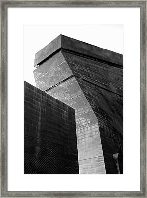 Framed Print featuring the photograph Deyoung Museum by Michael Hope