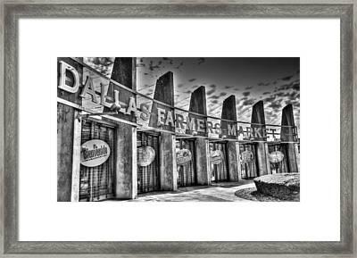 DFM Framed Print by Mark Alder