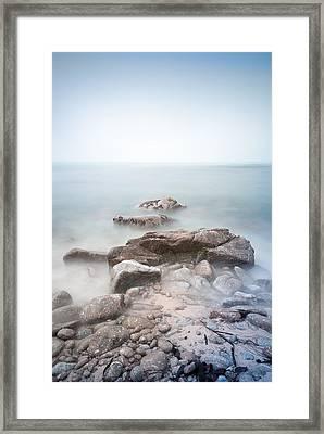 Dhyana Framed Print by Alexander Kunz
