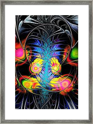 Dia De Muertos Framed Print by Anastasiya Malakhova