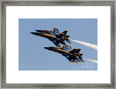 Diamond 360 Framed Print