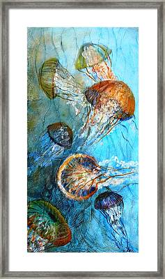 Diaphonouse Jellies-sold Framed Print
