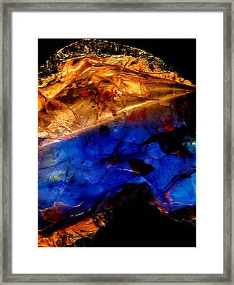 Dichotomy Lll Framed Print by Colleen Cannon