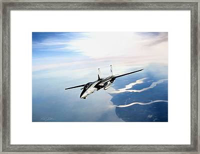 Different Breed Of Cat Framed Print