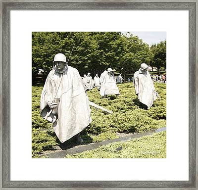 Framed Print featuring the photograph Different Realities by Carol Lynn Coronios