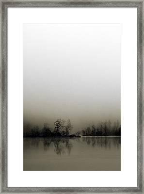 Diffusion Framed Print by Henrik Spranz