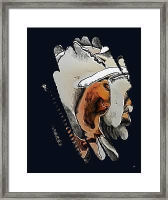 Digital Art - Abstract 150 Framed Print by Gerlinde Keating - Galleria GK Keating Associates Inc