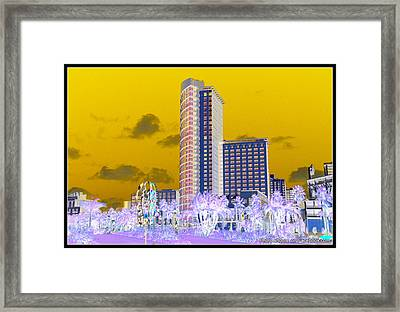 Digital Art Framed Print by JJ Cross