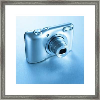 Digital Camera Framed Print