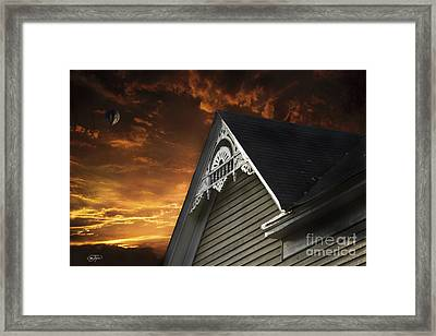 Digital Delight Framed Print